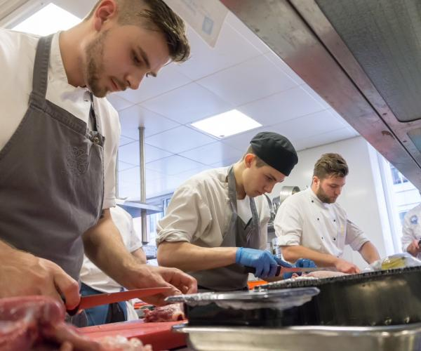 Craft Guild of Chefs Graduate Awards
