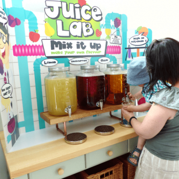 Juice Lab in Action
